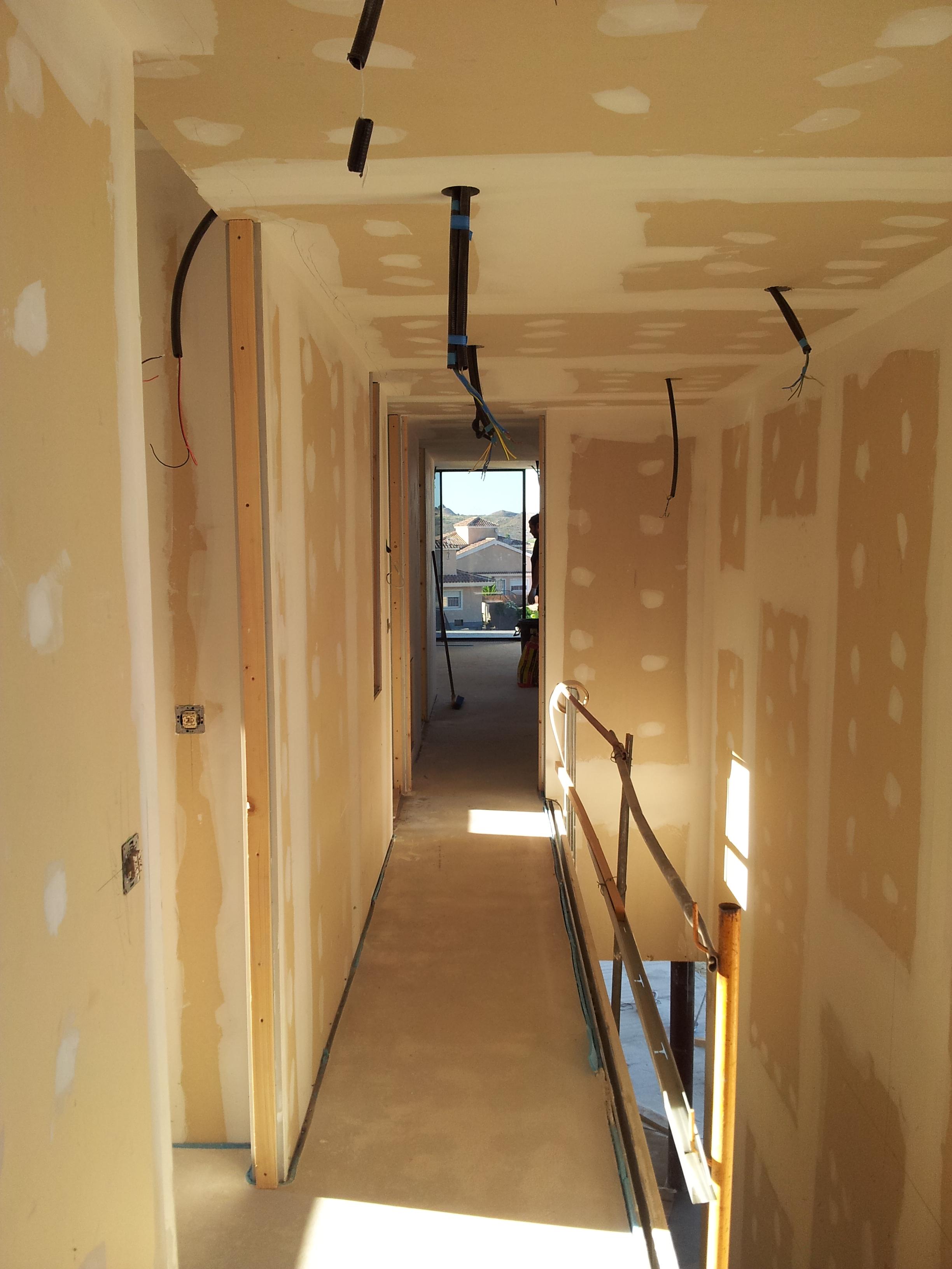 Tabiques y trasdosado interior aislamientos techos placas - Aislamiento termico techos interior ...